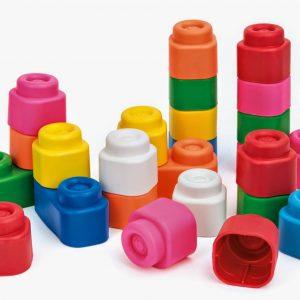 Bloques construcciones infantiles