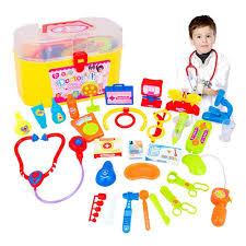 Juegos médico y maletines