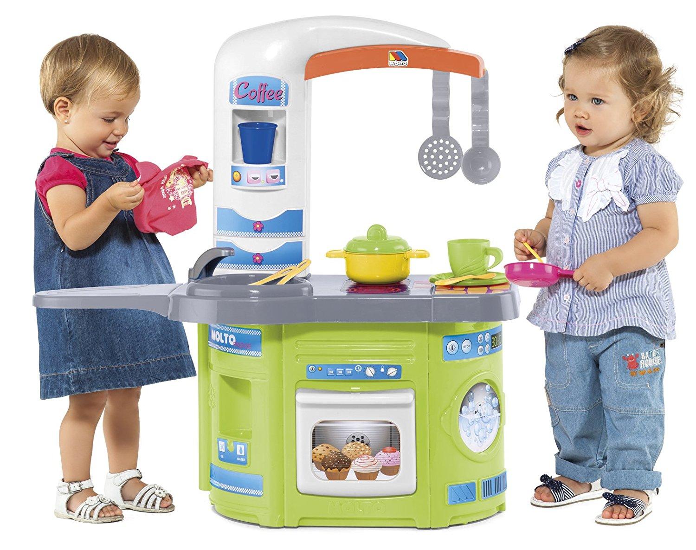 Cocina de juguete mi primer chef molto superjuguete - Cocina miele juguete ...