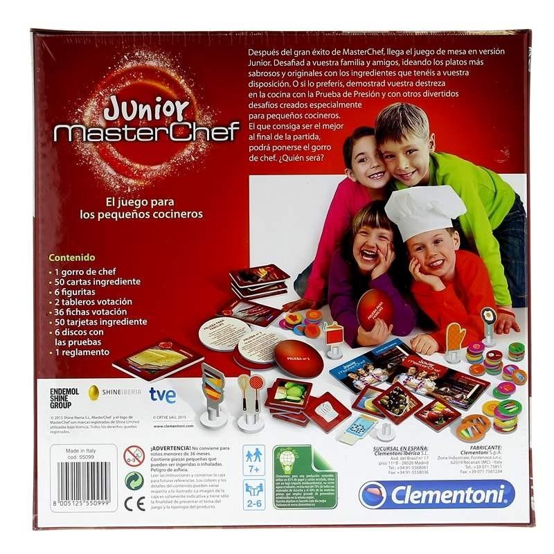 Masterchef Junior Superjuguete Montoro