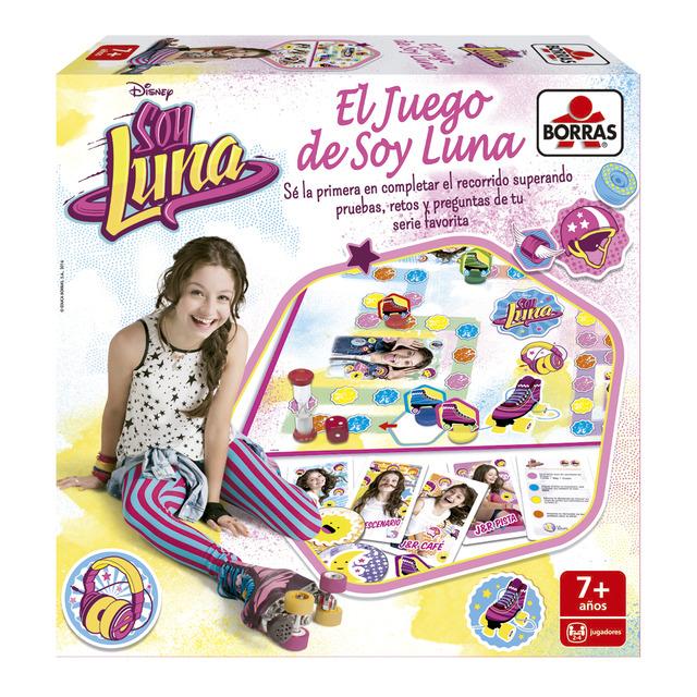 Juego De Soy Luna Educa Superjuguete Montoro