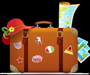 Mochilas y maletas viaje