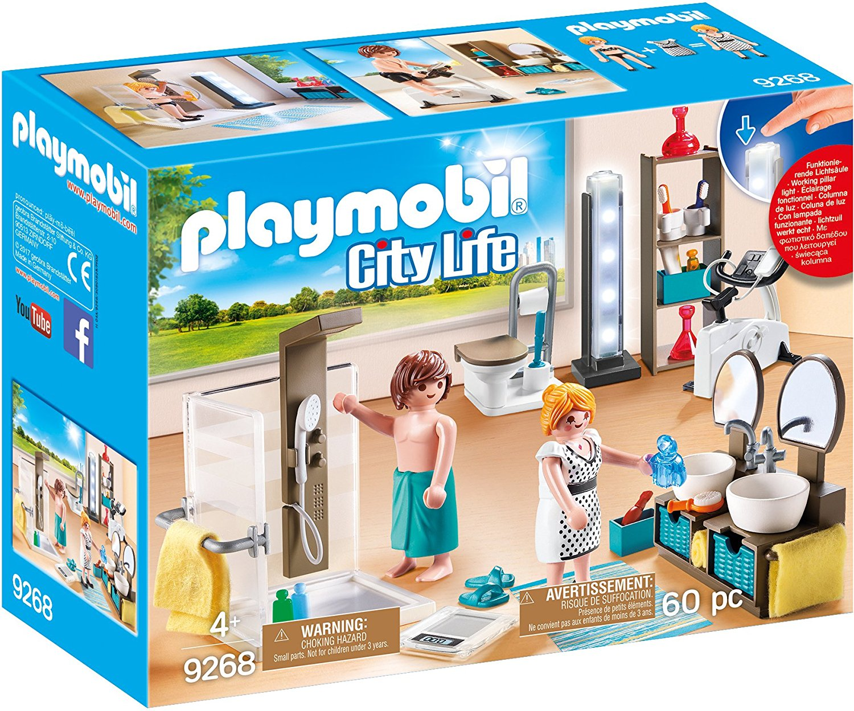 Casa moderna ba o playmobil superjuguete montoro for Casa moderna playmobil