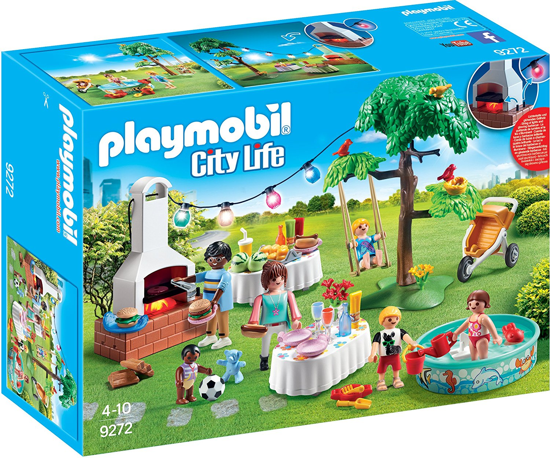 Fiesta en el jard n playmobil superjuguete montoro - Fiesta en el jardin ...