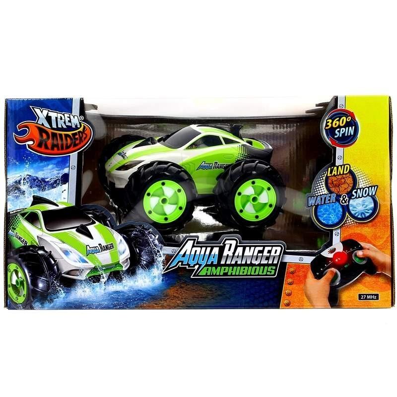 12 Xtrem Raiders aqua Ranger 1
